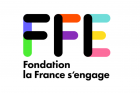 logo fondation le france s'engage